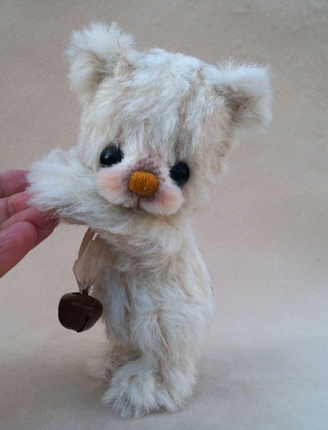 """Benno"" By A.S. Bears on ebay!"
