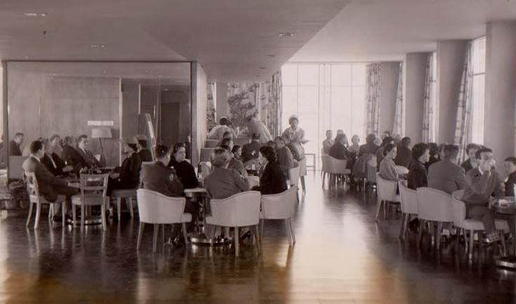 Bar Don Joaquín en los años 60' #VinadelMar #HsmChile