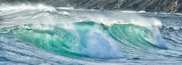 Breaking Wave, Margaret River