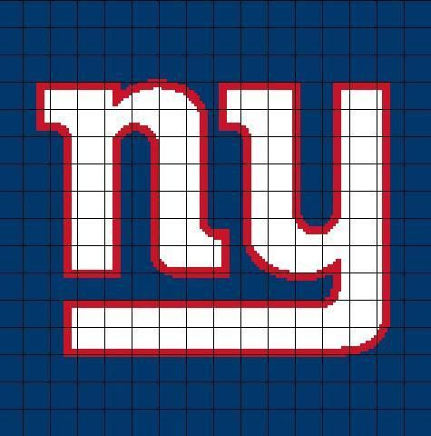 Ny Giants Crochet Afghan Pattern : 1000+ images about Military Afghans on Pinterest Logos ...