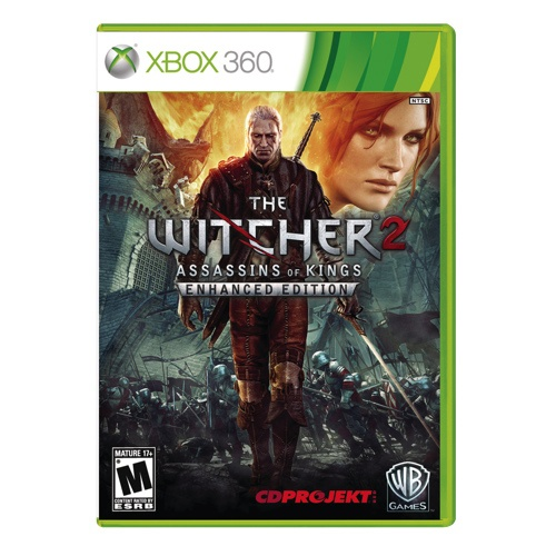 The Witcher 2 (XBOX 360) - currently playing, not bad so far