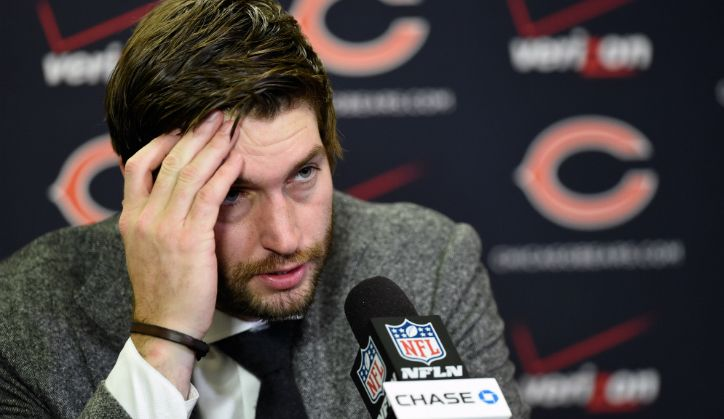 KEVIN WHITE CALLS JAY CUTLER A ?PRETTY GIRL?