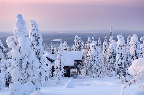 Wintercottage_Isosyöte_Finland