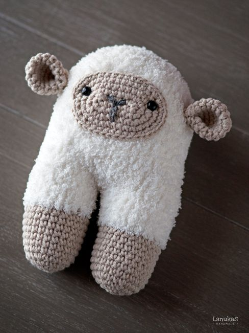 sheep (scroll down for english pattern)