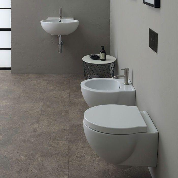 Les 19 meilleures images du tableau toilette wc suspendu - Toilette suspendu noir ...