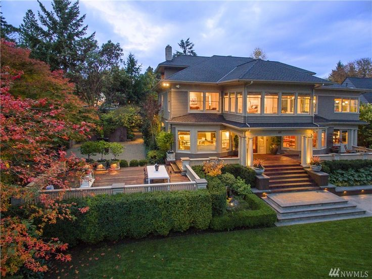 #DreamHomes #LuxuryLiving #Seattle #PNW   www.vdbestates.com