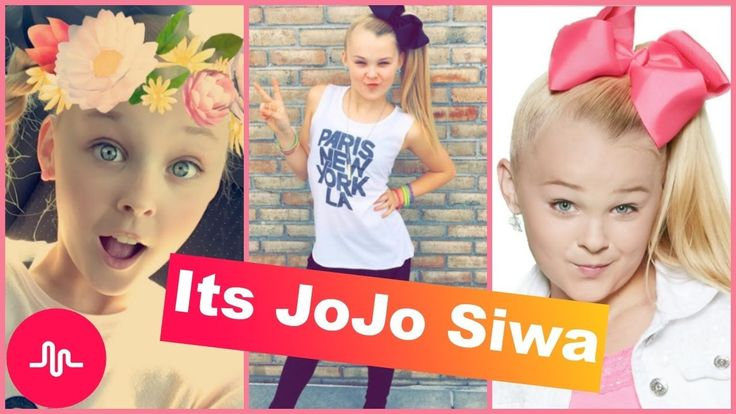 JoJo Siwa Best Musical.ly!