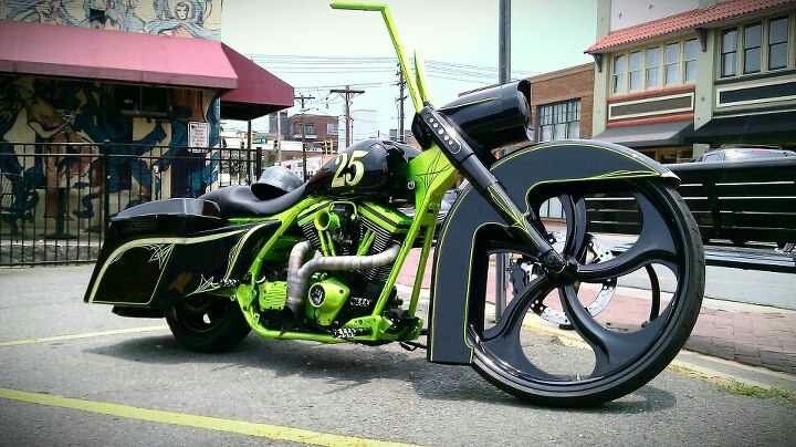 Backyard baggers Bagger motorcycle, Custom bikes, Harley