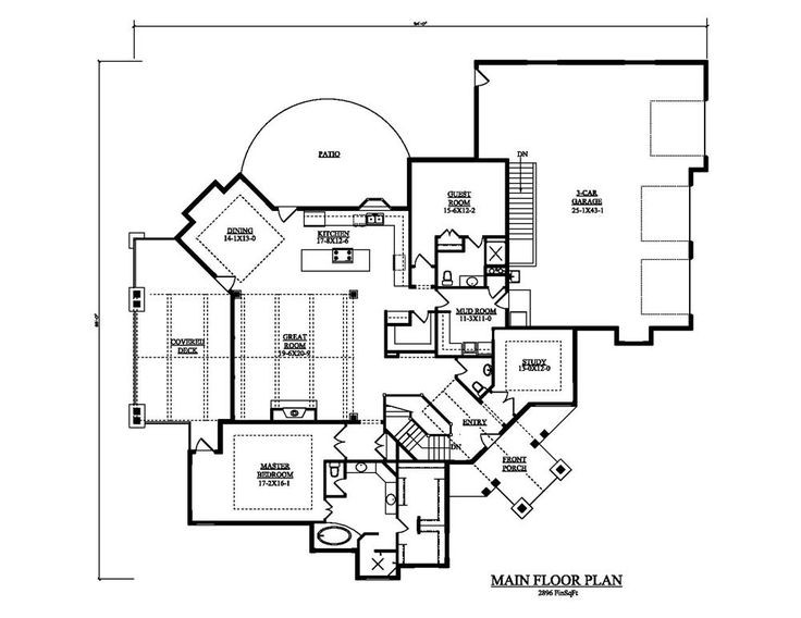 1800 Square Feet 3 Bedrooms 2 Bathroom Cottage House Plans 2 Garage 31124 in addition One Story House Plans With Porch as well Hwepl73412 as well Plan details likewise Octagon House 1850 1860. on big front porches