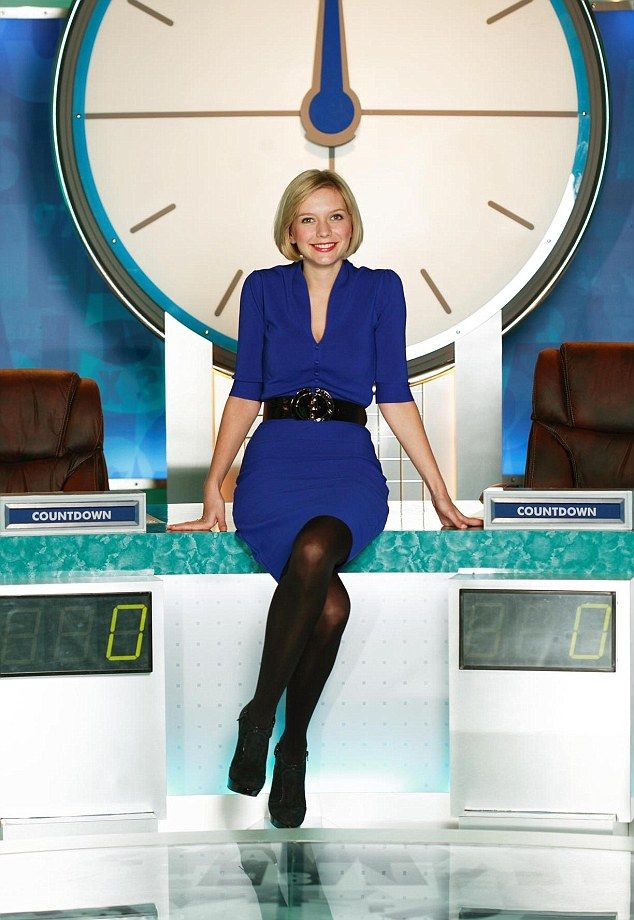 "Rachel from the UK's game show ""countdown"". Incredibly intelligent lady!"