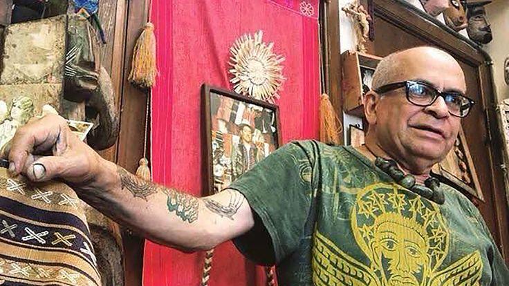 Michael Roman, Influential Chicano Stencil Artist, Has Died