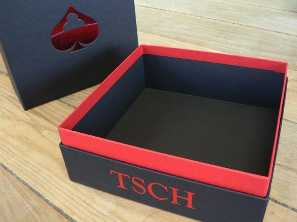 Shoulder box