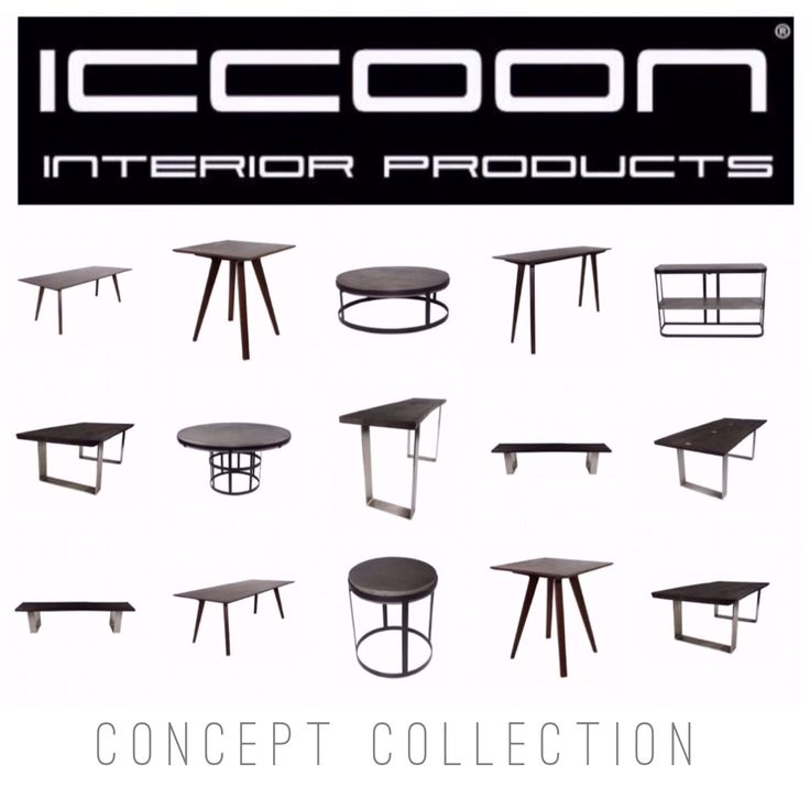 I C C O O N concept collection 2017