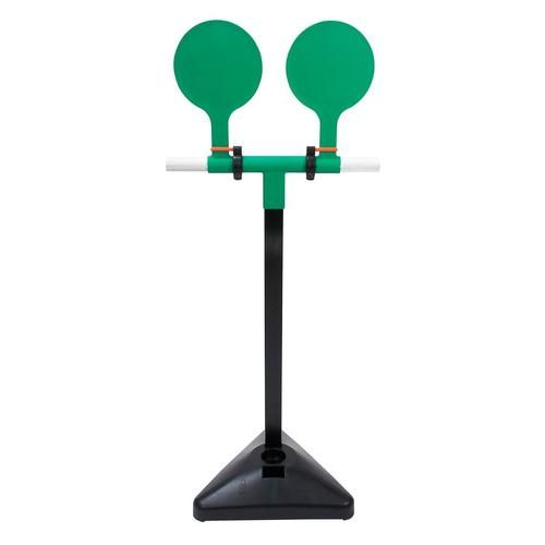 RTS Dual Falling Racket Reactive Target System - Green
