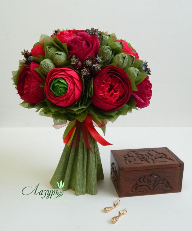 """Gallery.ru / Букет """"Сладкое искушение"""" В составе 33 конфеты - Букеты из конфет 2 - lazursweet"""