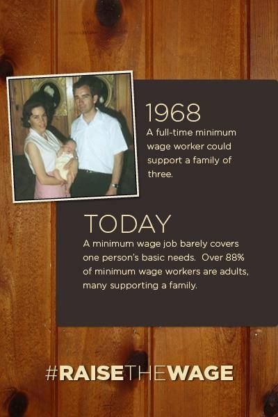 the minimum wage and why we In the 73 years since the passage of the flsa, the federal minimum wage has been increased 28 times and decreased only once (in 1963)  do we really need a minimum .
