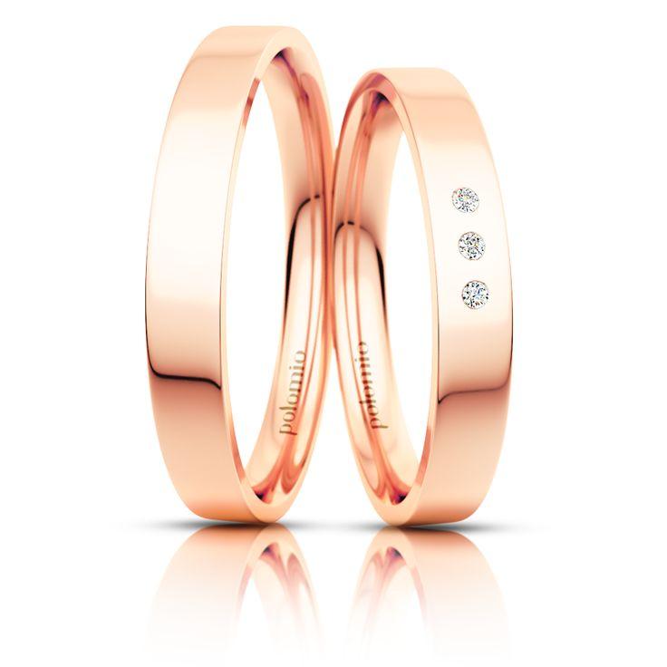 Snubní prsten Kora 3-02 Polomio Jewellery