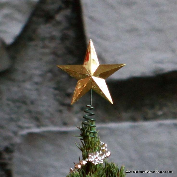 Miniature Star Tree Topper