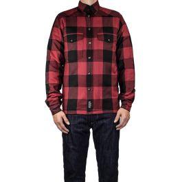 JDC Lumberjack Shirt mit Kevlar ®                                                                            Das JDC-Lumberjack Shirt mit Kevlar ® wurde speziell für das Motorradfahren entworfen.Es vereinigt einen tollen klassischen Look mit neuester Sicherheitstechnologie.  Die hohe Funktionalität u