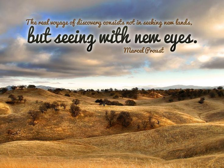 Good quotes about seeing the world...?