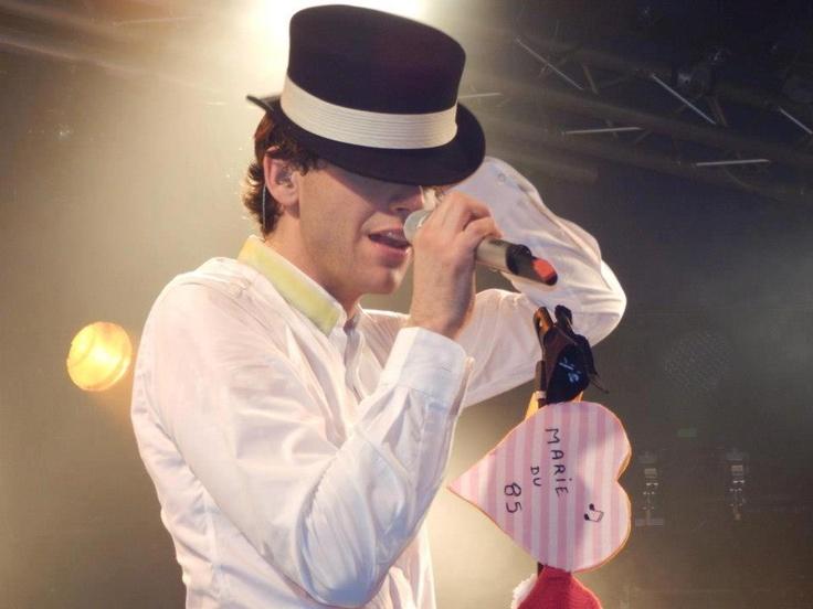 Mika rawr @ den Atelier, LUXEMBOURG - 16 November 2012