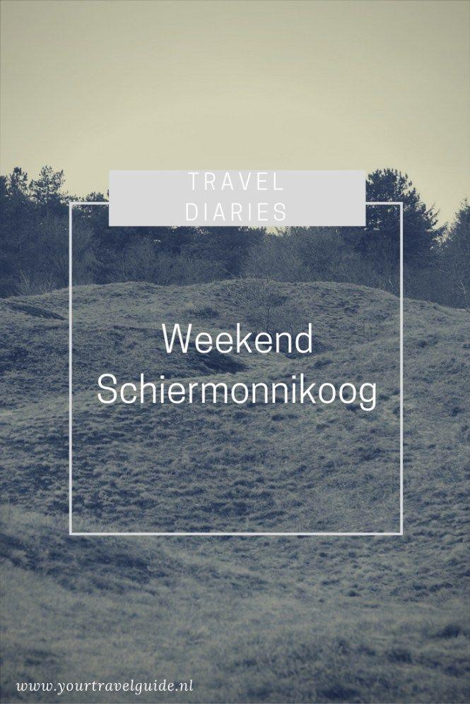 Travel Diaries // Schiermonnikoog