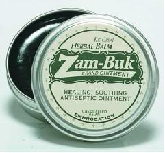 It's a South African thing! (Kinda like the Tiger Balm of Asia)