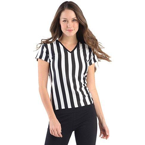 Juniors V-Neck Referee Shirt
