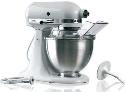 Robot Kitchenaid K45  Indispensable !