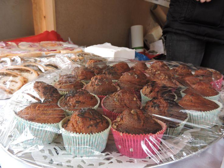 Charity muffin