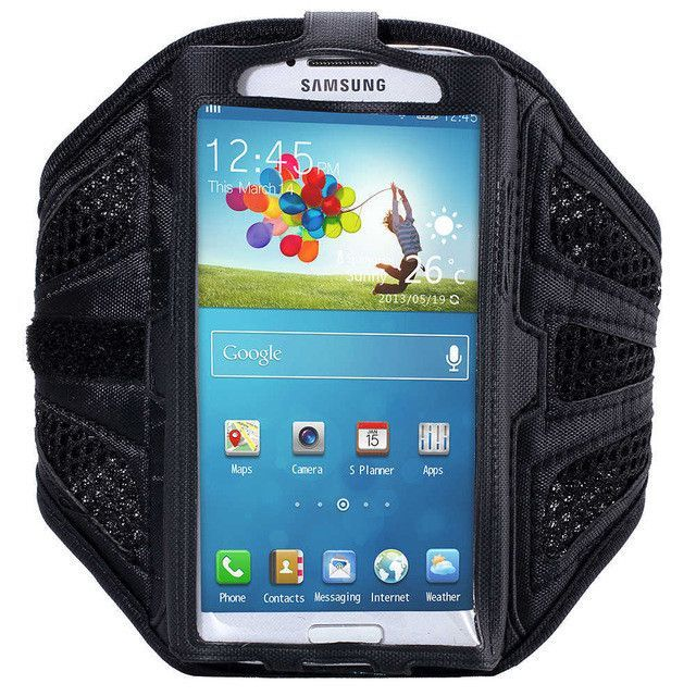 KISSCASE Sports Arm Band Case For Samsung Galaxy S3 S4 S5 S6 S7 Arm Phone Bag Running Accessory Band Gym Pounch Belt Cover