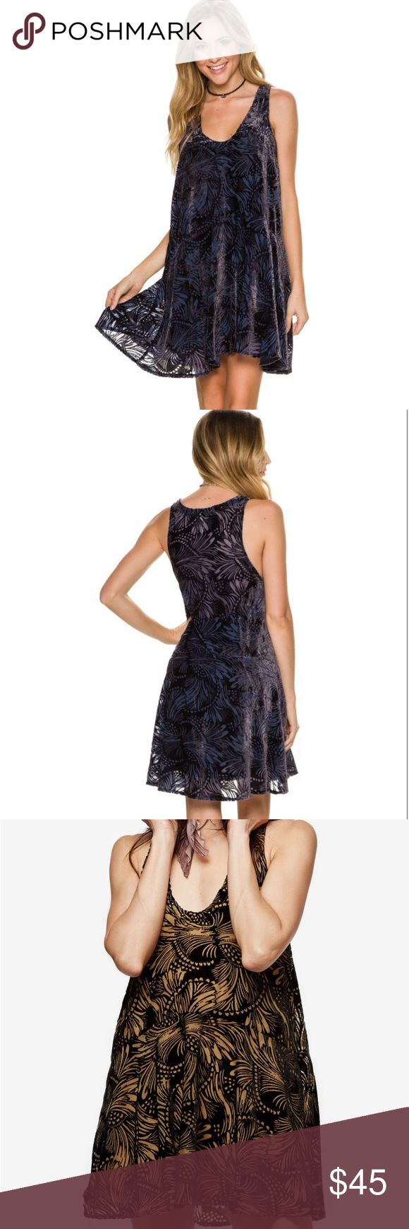 LOW PRICE NWT Free People Ellie Burnout Dress Brand new with tags Ellie burnout dress in color black super cute dress! Free People Dresses