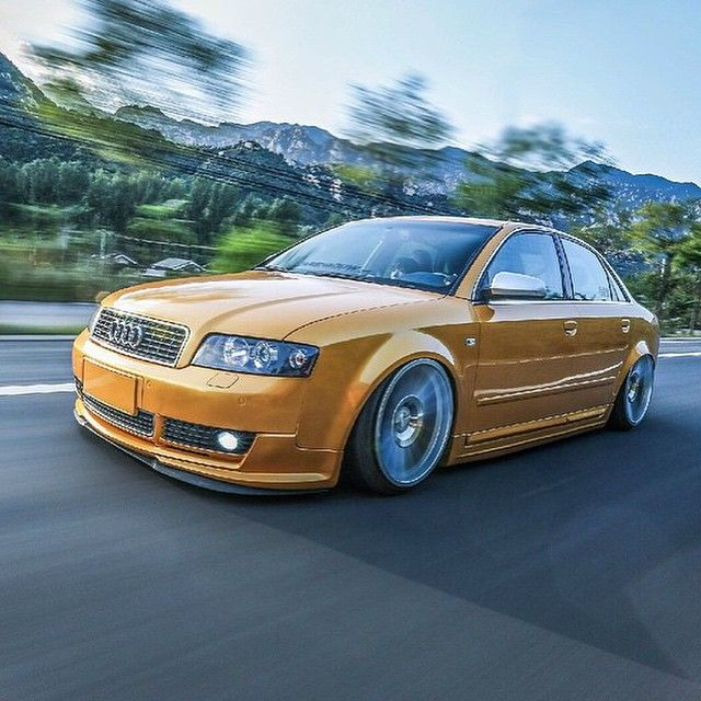77 Best Images About Audi B6 On Pinterest