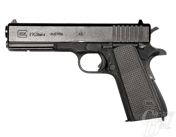 Glock 1911 Gen 4 Prototype in production with a competition 1911 price tag | Making Life Easier ...