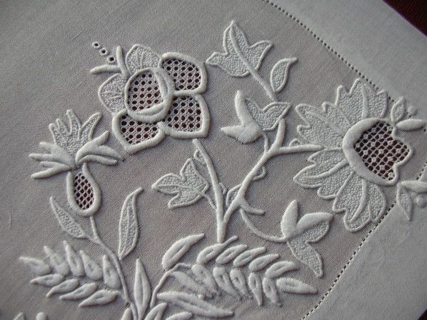 German Schwalm embroidery