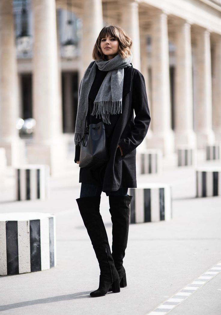 5 Ultra-Chic Looks That Will Keep You Warm This Fall