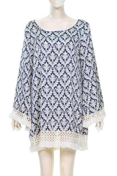 Gypsy Cowgirl Chic Hippy Trendy Victorian Boho Dress Size XL Lady Noiz Christmas #LadyNoiz #Tunic #Casual