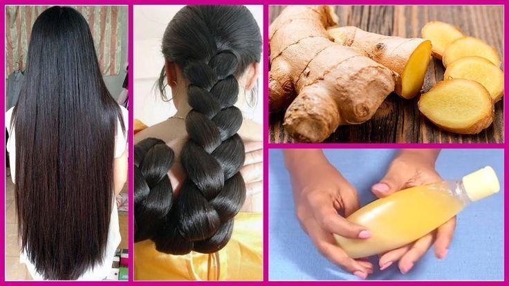 Как получить длинные, мягкие, гладкие и здоровые волосы с помощью имбиря TOPICS:Здоров'я