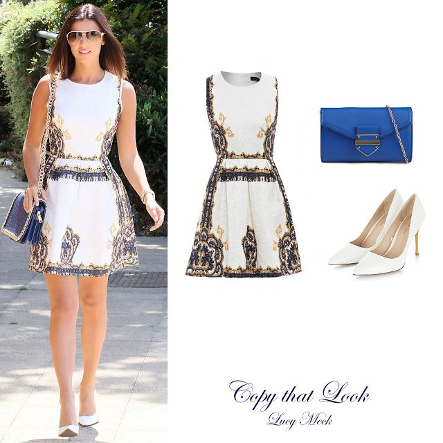 Copy that Look: Lucy Mecklenburgh