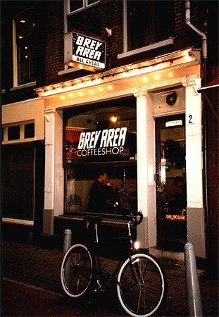 Grey Area coffeeshop, make sure you visit!