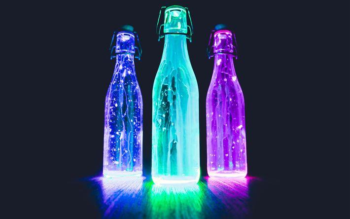 Die besten 25 neon licht ideen auf pinterest for Bunte stehlampen