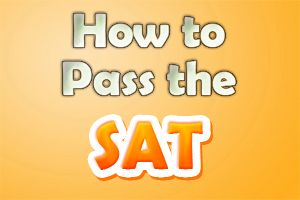 How to Pass the SAT   In order to get into college, it is important that you know how to pass the SAT, which is a standardized college admission examination. The exam is offered 7 times a year in America, and 6 times a year internationally. http://www.mometrix.com/blog/how-to-pass-the-sat-exam/