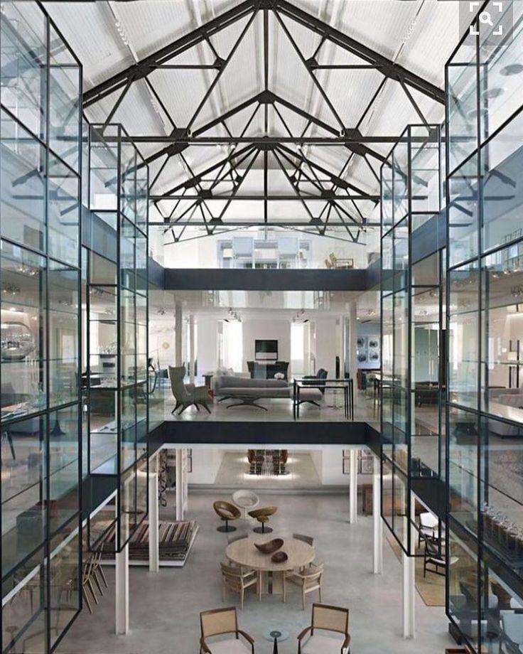 viel Glas viel Licht // #office by hellomonday.de