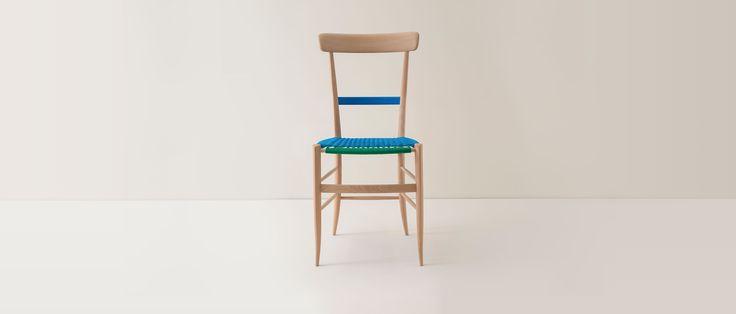 Matteo Thun Atelier, Chiavarina 2.3 photo by Marco Bertolini #matteothunatelier #matteothun #handmade #handmadeinitaly #italiandesign #matteothun #furniture #chiavarina #fratellilevaggi