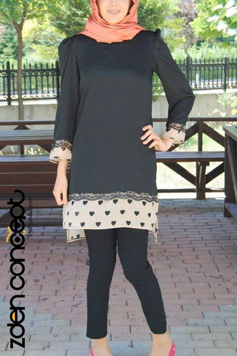 #zdenconcept #fatmayalcincollection #moda #tasarim #trend #tesettur #fashion #hijab #chichijab #lookbook #hijabfashion #dantel #kalp #tunik #lace #heart #top #shirt #tunic #siyah #black #instagood #instamood #igers #tagsforlikes #love #happy #romantik #etek #skirt #neon #pembe #sari #yesil