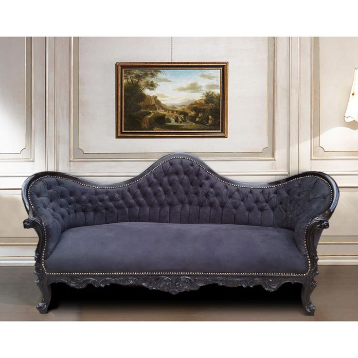 17 best ideas about canap baroque on pinterest chaise - Chaise baroque rose ...