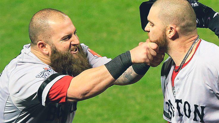 10 de los deportistas con barba más famosos del mundo en la actualidad.