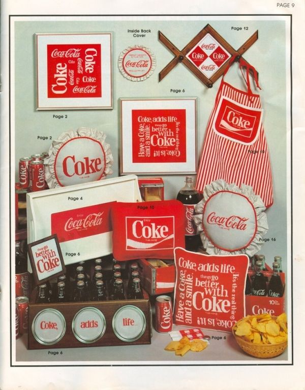 17 Best Images About Coca Cola Crafts On Pinterest