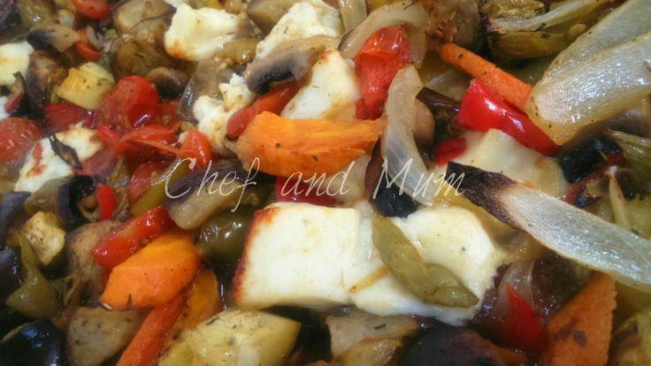 Ένα ωραίο τουρλού λαχανικών, πολύ υγιεινό και νηστίσιμο!! Επίσης καλό είναι να τηρούμε τις παραδόσεις μας και Τετάρτη και Παρασκευή να μην τρώμε κρέας!!  ...
