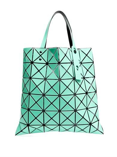 Lucent Prism shopper | Bao Bao Issey Miyake | MATCHESFASHION.COM - Love this in red and cobalt too.  Maybe my next bag????